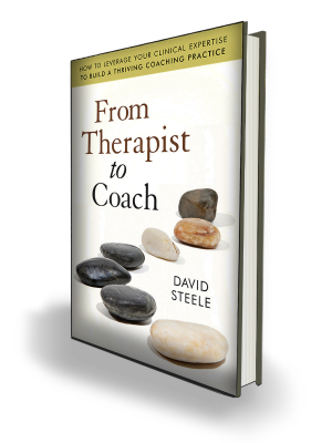 New book! From Therapist to Coach